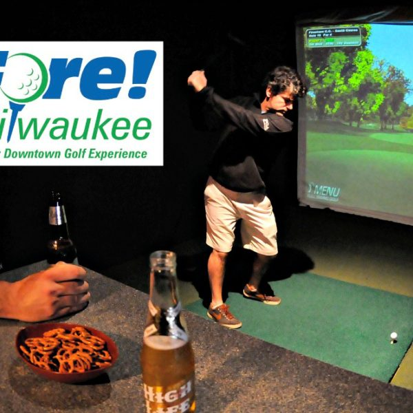 Fore! Milwaukee Golf League Specials!